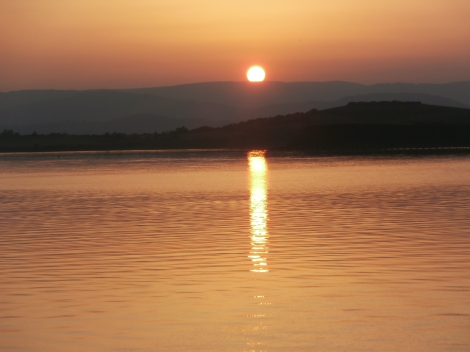 Sunset Over Bay of Bantry