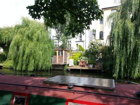 Regent's Canal Riverwalk
