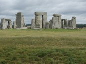 Solitude at Stonehenge