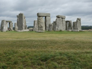 Solitude at Stonehenge